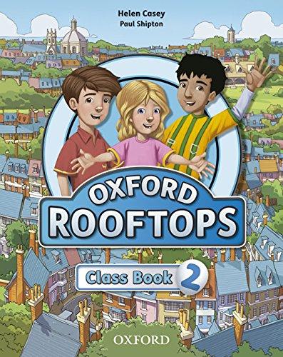 Rooftops 2. Class Book