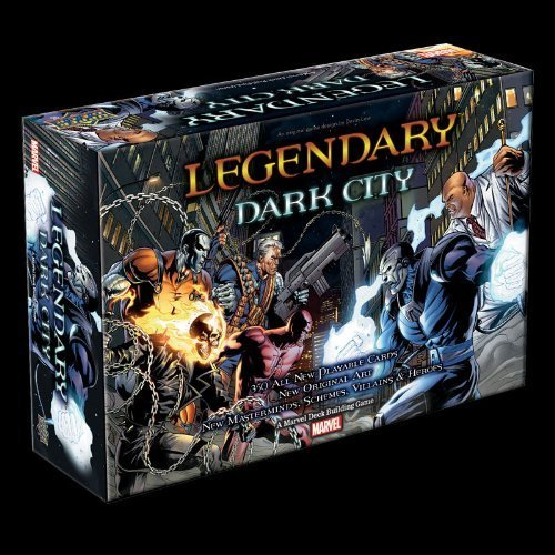 Legendary: A Marvel Deck Building Game: Dark City Expansion おもちゃ [並行輸入品]