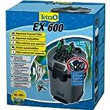 Tetra 145535 EX 600 leistungsstarker Außenfilter