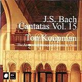 J.S. Bach: Cantatas Vol. 15