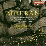 Ernest John Moeran: Rhapsodien Nr.1 & 2 / Serenade in G / u.a.