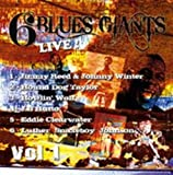 echange, troc Compilation, Luther Johnson - 6 Blues Giant Live ! /Vol.1