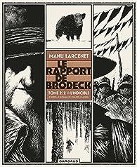 Le rapport de Brodeck, tome 2 : L'indicible par Manu Larcenet