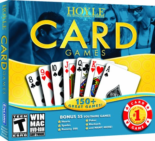 Hoyle Card Games 2008 [Old Version] front-1020252