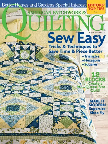 American Patchwork & Quilting (1-year)