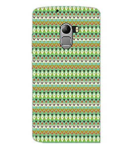 PrintDhaba Pattern D-5233 Back Case Cover for LENOVO VIBE X3 c78 (Multi-Coloured)