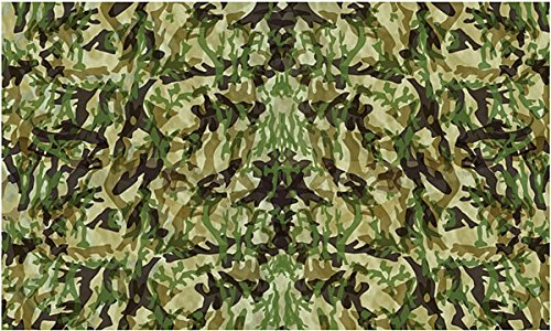 PineCar Camouflage Custom Body Skin PINP3978