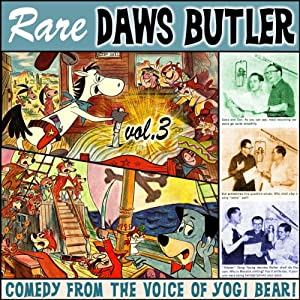 Rare Daws Butler, Volume 3 Radio/TV Program