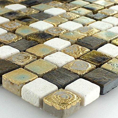kalkstein marmor stein naturstein mosaik fliesen gold beige. Black Bedroom Furniture Sets. Home Design Ideas