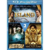 Image de Mysterious Island / Blackbeard / The Curse of King Tut's Tomb [Blu-ray]