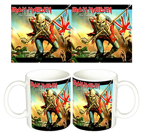 Iron Maiden The Trooper A Tazza Mug