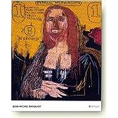 バスキアポスター モナリザ  Basquiat: Mona Lisa