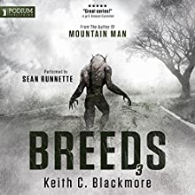Breeds 3 Audiobook by Keith C. Blackmore Narrated by Sean Runnette