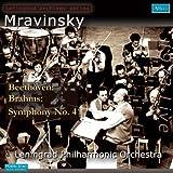 ムラヴィンスキー&レニングラード・フィル/ベートーヴェン:交響曲第4番、ブラームス:交響曲第4番 (Beethoven & Brahms : Symphony No. 4 / Mravinsky & Leningrad Philharmonic Orchestra) [日本語解説付]