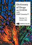 img - for Dictionary Of Drugs on CD-ROM book / textbook / text book