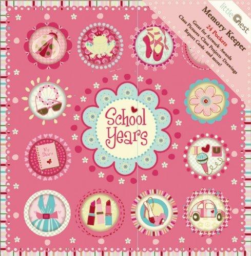 school-years-sweet-memories-deluxe-album-girl-book