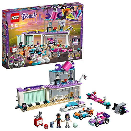 """レゴ(Lego)フレンズ ハートレイクグランプリ """"デコレーションショップ"""" 41351"""