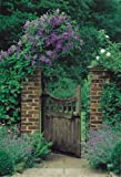 Clive Nichols Garden Collection 1000 Piece Puzzle - Beautiful Flowered Gateway