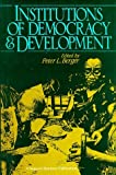 img - for Institutions of Democracy & Development (A Sequoia Seminar) by Douglass C. North (1993-11-01) book / textbook / text book