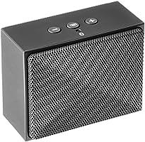 AmazonBasics BTV2 Mini Portable Wireless Bluetooth Speakers (Gray)