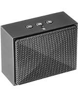 AmazonBasics Mini Enceinte Bluetooth portable 3W - Gris