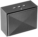 AmazonBasics Mini Portable Bluetooth Speaker - Grey