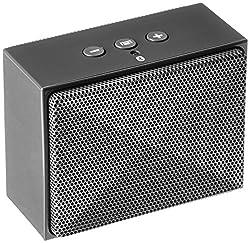 AmazonBasics Mini Bluetooth Speaker - Grey