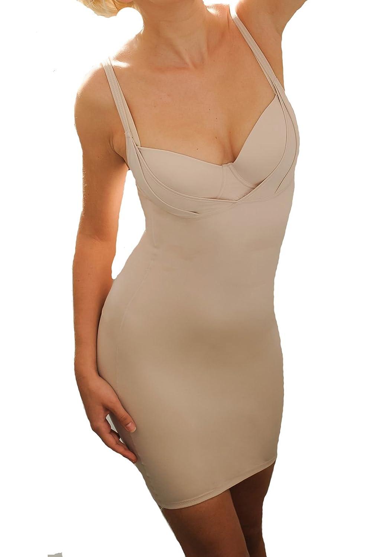 Damen Unterkleid Shaping Cybele 14390 Hautfarben Gr. 65-95 (38-50) günstig online kaufen