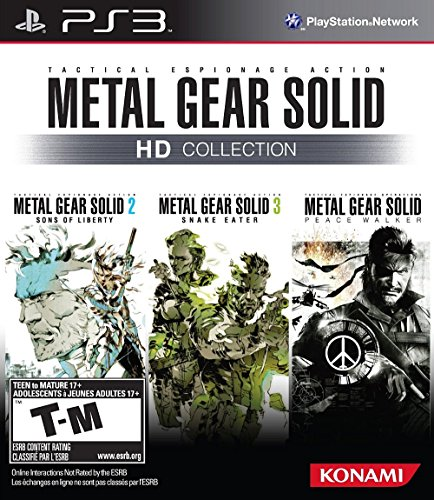 Metal Gear Solid HD Collection (Metal Gear Solid Psn compare prices)