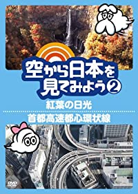 空から日本を見てみよう2 紅葉の日光/首都高速都心環状線 [DVD]
