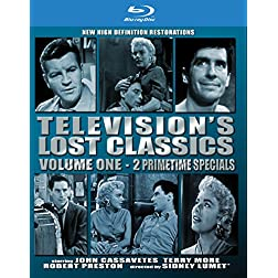 Television's Lost Classics Volume One [Blu-ray]