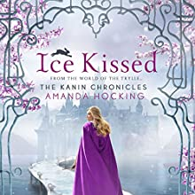 Ice Kissed: The Kanin Chronicles, Book 2 Audiobook by Amanda Hocking Narrated by Eileen Stevens
