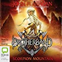 Scorpion Mountain: Brotherband, Book 5 Audiobook by John Flanagan Narrated by John Keating