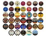 Coffee Variety Pack for Keurig K-Cup Brewers, 40 Count