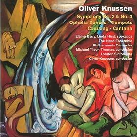 Oliver Knussen: Symphonies No. 2 & 3