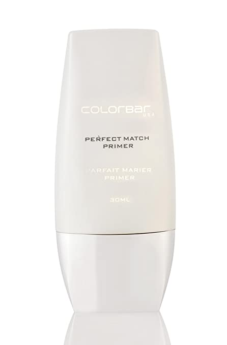 Top 5 Makeup Primers to Buy Online - Colorbar Perfect Match Primer