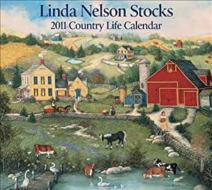 Amazon Com Linda Nelson Stocks Country Life 2011 Wall