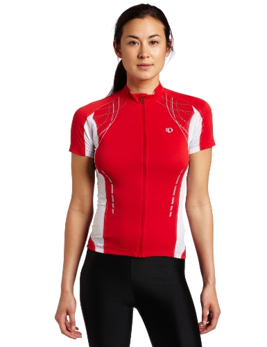 Pearl Izumi Women's Elite Jersey,True Red,XX-Large