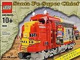 Lego # 10020 Santa Fe Train Engine
