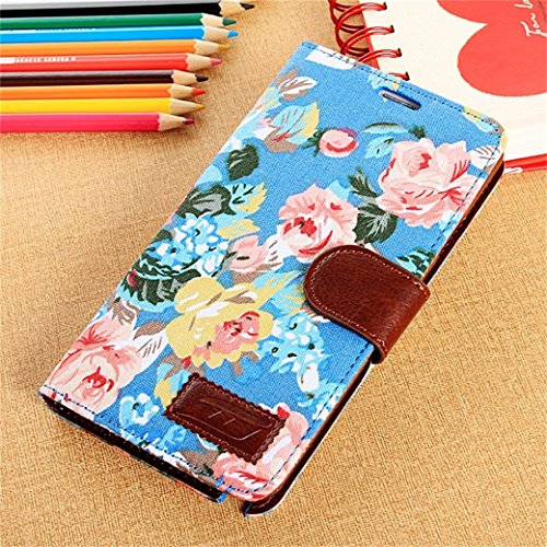 Borch New Fashion Luxury Leather Dirt-resistant Case Floral Series Wallet Design for Samsung Galaxy Note 3 N9000 New Cell Phone Case (Style 2)