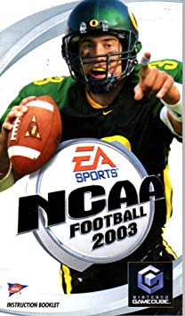 NCAA Football 2003 Review - Frictionless Insight