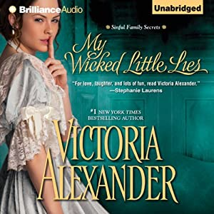 My Wicked Little Lies | [Victoria Alexander]