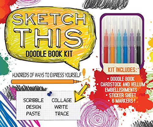 Sketch This Doodle Box Kit PDF
