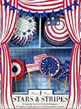 Meri Meri Stars and Stripes Patriotic Cupcake Kit