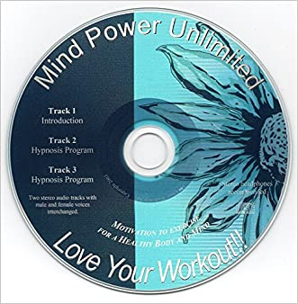 Love Your Workout Hypnosis / Guided Imagery CD - Love to Exercise! Get Motivated!