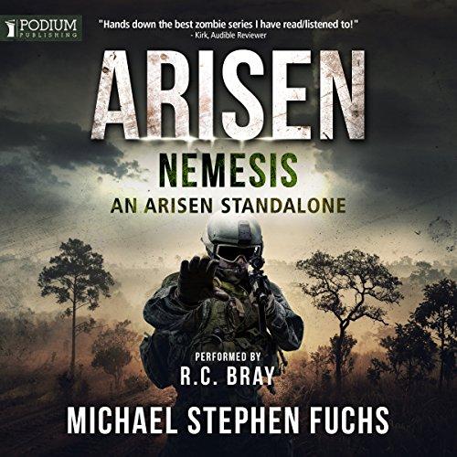 Arisen 8.5 - Nemesis - Michael Stephen Fuchs