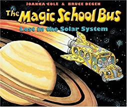 "Cover of ""The Magic School Bus: Lost in t..."