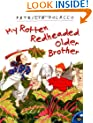 My Rotten Redheaded Older Brother (Aladdin Picture Books)