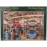 Falcon de Luxe - Workshop Dream Jigsaw Puzzle (1000 Pieces)