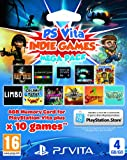 Sony PlayStation Vita Indie Games Mega Pack Voucher Plus 4GB memory Card [import anglais]